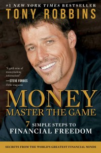 Tony Robbins MONEY Master the Game 7 Simple Steps to Financial Freedom