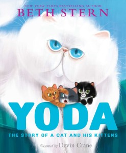 Yoda The Story of a Cat and His Kittens Beth Stern