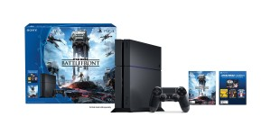 PlayStation 4 500GB Console Star Wars Battlefront Bundle by Sony