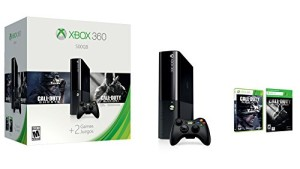 Xbox 360 500GB Call of Duty Bundle Microsoft