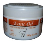 Emu Oil Cream with Vitamin E Super Strength Anti Aging Moisturizing 8 8 Ounce