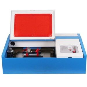 Co2 Laser Engraving Cutting Machine 3020 Laser Engraver with Usb or Parallel Port Support Winsealxp