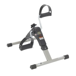 1 Drive Medical Deluxe Folding Exercise Peddler with Electronic Display