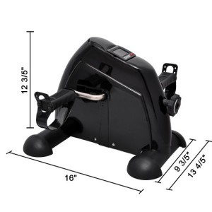 5 MedMobile Digital Mobility Aid Pedal Exerciser for Arms and Legs