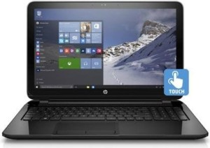 HP 15-F211WM 15.6-Inch Touchscreen Laptop