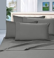 Egyptian Quality Ultra Soft Luxurious 4-Piece Bed Sheet Set