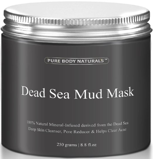 THE BEST Dead Sea Mud Mask,