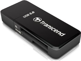 Transcend Information USB 3.0 Card Reader