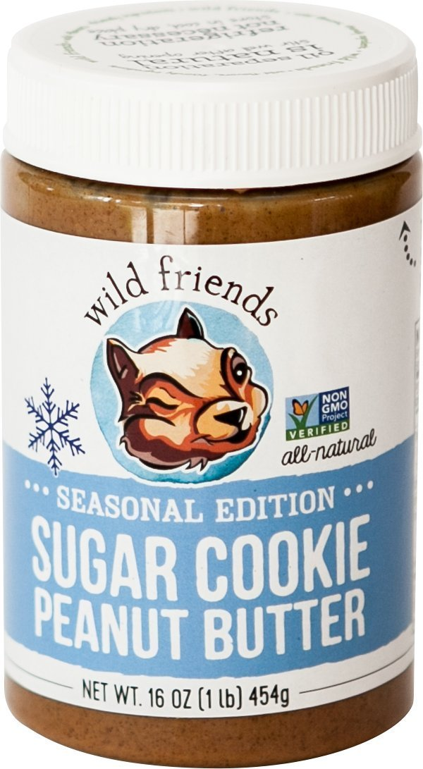 Wild Friends Foods Sugar Cookie Peanut Butter