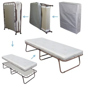 Best Price Mattress Space Saver Rollaway Guest Bed Deluxe Top Best Seller