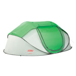 Coleman 4 Person Pop Up Tent Top Best Selling Camping Tent