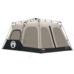 Coleman 8 Person Instant Tent 14 ft x 10 ft top 10 camping tents