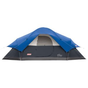 Coleman 8 Person Red Canyon Tent top 10 camping tents