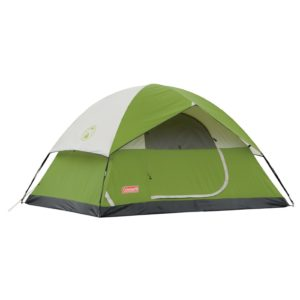 Coleman Sundome 4 Person Tent top 10 camping tents