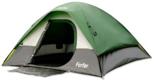 Forfar Camping Tent Family Tent 3 Persons 3 Seasons Waterproof Windproof Outdoor Camping Family Tent top 10