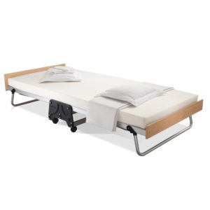 JAY BE J Bed Folding Bed with Aluminum Frame Top Rollaway Best Seller