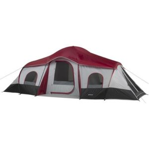 Ozark Trail 10 Person 3 Room XL Family Cabin Tent top 10 camping tents
