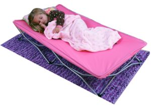 Regalo My Cot Portable Toddler Bed Barbie Pink Childs Guest Bed Best Seller