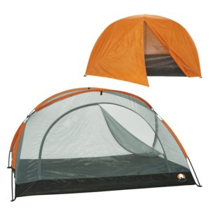 Stansport Black Granite Star Light Tent with Rainfly Top Best Seller