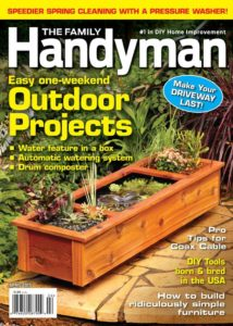 The Family Handyman magazine