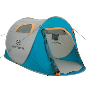 Winterial 2 Person Instant Pop Up Tent Perfect for Camping Festivals Over Night Trips Quick Portable top 10 tents