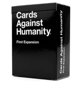 Cards Against Humanity- First Expansion