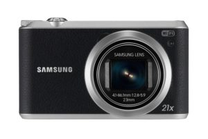 Samsung EC-WB350FBPBUS 16.3Digital Camera with 21x Optical Image Stabilized Zoom with 3-Inch LCD (Black)