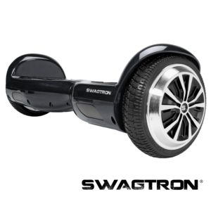 Swagtron T1 Hands Free Two Wheel Self Balancing Electric Scooter