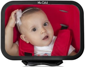 Back Seat Baby Mirror - Have Your Baby In-Sight At All Times