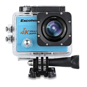 Excelvan Q8 Full HD 4K 1080P Waterproof Sports Action Camera kits