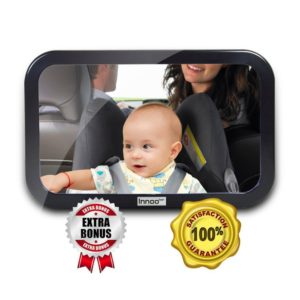 Innoo Tech Baby Car Mirror - Baby Back Seat Mirror