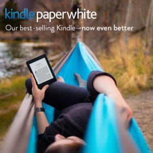 Kindle Paperwhite E-reader - Black