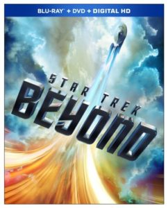 Star Trek Beyond BD DVD Digital HD Combo