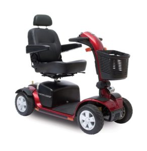 Victory Sport 4-Wheel Fast Power Electric Scooter Pride Mobility