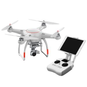 Autel X-Star Premium Camera Drone With 4K HD Live Video Camera & Carry Case Including 64GB Memory Card (White)