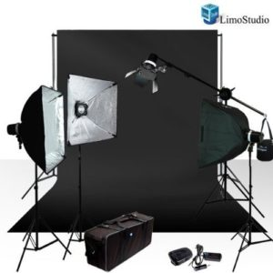 limostudio-photo-studio-four-monolight-strobe-flash-boom-lighting-kit