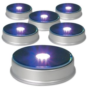 merchandise-display-base-led-lighted-silver-mirrored-top-color-changing-lights-pack-of-6