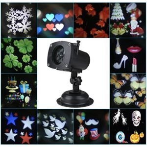 led-motion-projector-with-12-interchangeable-image-lens-and-built-in-timer-for-christmas-halloween-st-patricks-day-birthday-valentines-day-wedding-decoration-and-party-accessory