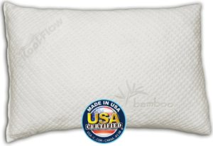 snuggle-pedic-bamboo-shredded-memory-foam-pillow-with-kool-flow-micro-vented-covering-queen-size