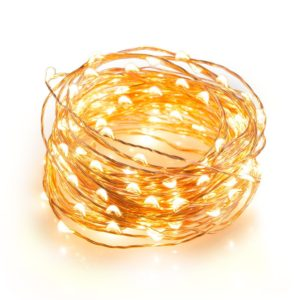 taotronics-outdoor-string-lights-100-leds-string-lights-33ft-christmas-waterproof-decorative-lights-for-bedroom-patio-parties-copper-wire-lights-warm-white